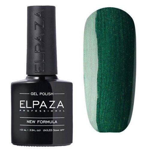 Купить Гель-лак для ногтей ELPAZA Classic, 10 мл, 133 Темный изумруд