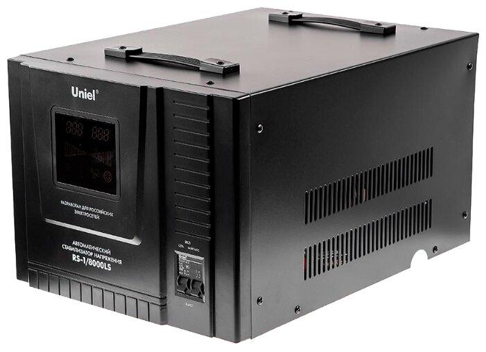 Стабилизатор напряжения Uniel RS-1/8000LS