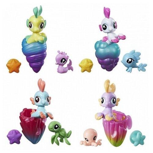 My Little Pony Movie. Мерцание Пони малыши-гипогрифы (пони-подружки) my little pony movie мерцание пони в волшебных платьях