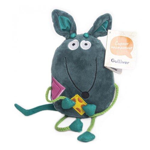 Мягкая игрушка Gulliver Мышка Хвостик 16 см