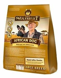 Корм для собак Wolfsblut African Dog Large Breed (15 кг)