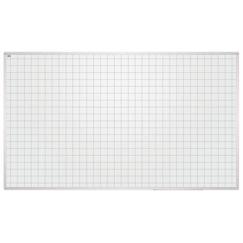 Купить Доска магнитно-маркерная 2x3 TSU8510K (85х100 см) белый, Доски