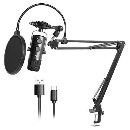 Микрофон Maono AU-903S, черный