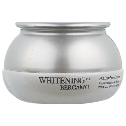 Bergamo Moselle Whitening EX Whitening Cream Отбеливающий крем для лица, 50 г хороший отбеливающий крем для лица недорогой