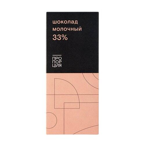 Шоколад Пропорция молочный, 75 г монетный двор сердечки набор молочный шоколад 75 г