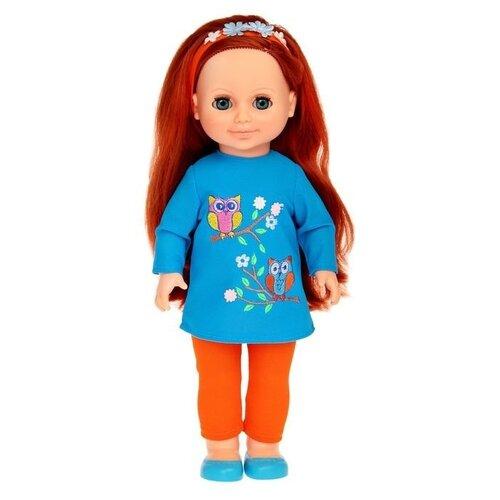 Интерактивная кукла Весна Анна 20, 42 см, В3034/о интерактивная кукла весна анна модница 2 42 см в3717 о