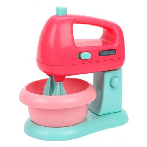 Купить Миксер Mary Poppins Умный дом 453179 розовый/голубой, Детские кухни и бытовая техника