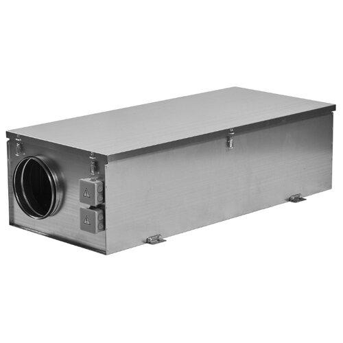 Приточная установка Shuft CAU 3000/1-22,5/3 VIM настенная однорядная решетка shuft 1 wa 500 150