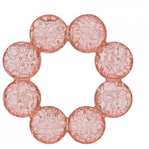 Купить Прорезыватель Infantino С водой розовый, Погремушки и прорезыватели