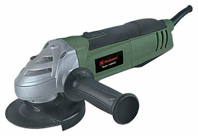 УШМ Hammer USM 900 C, 900 Вт, 125 мм