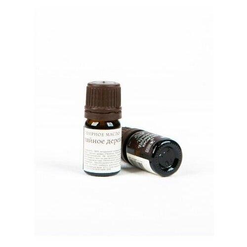 Эфирное масло Чайное дерево органик, Краснополянская косметика, 5 мл