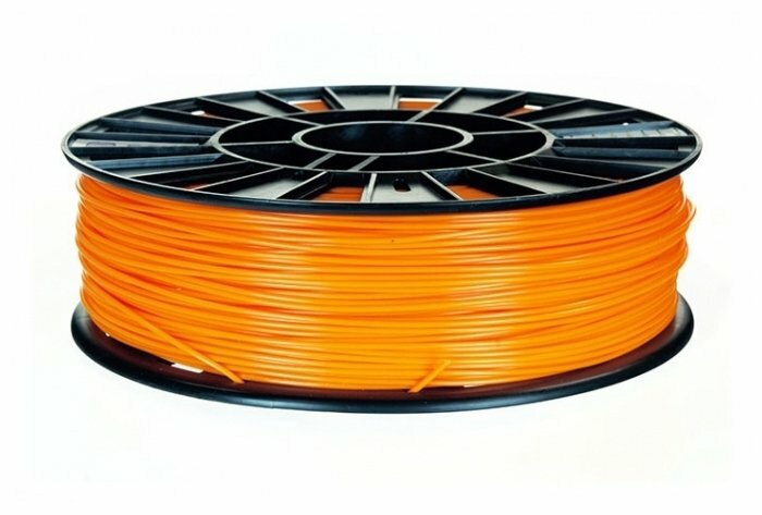 PLA пруток SEM 1.75 мм оранжевый неон