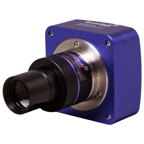 Фото - Камера цифровая LEVENHUK M1000 PLUS 70358 синий/черный камера цифровая levenhuk m300 base