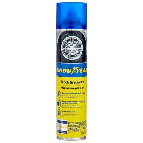 Очиститель шин GOODYEAR GY000700, 400 мл 1 шт.