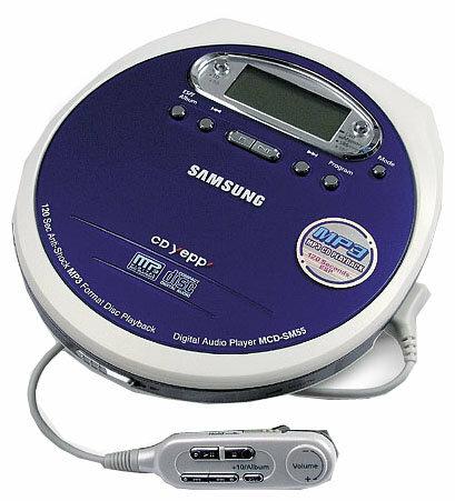 Плеер Samsung MCD-SM55