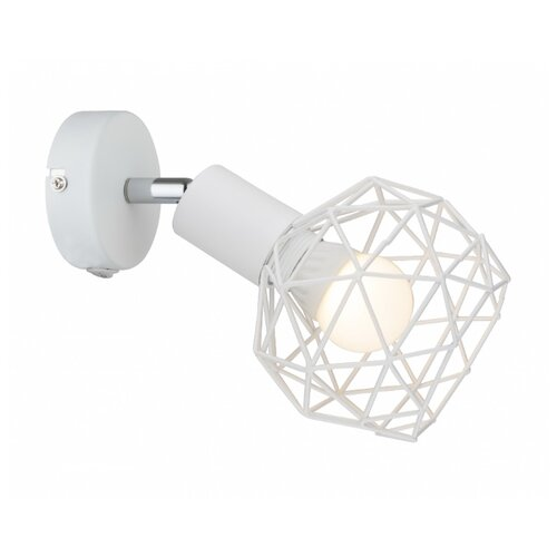 Бра Arte Lamp Sospiro A6141AP-1WH, с выключателем, 40 Вт спот arte lamp sospiro a6141ap 2ab