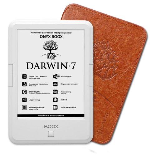 Электронная книга ONYX BOOX Darwin 7 8 ГБ белый