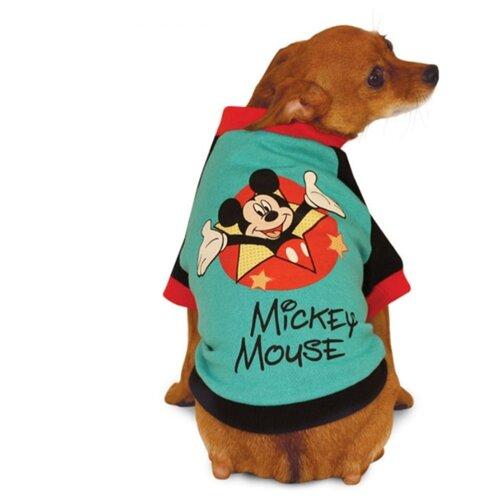Свитер для собак Triol Disney Mickey XS зеленый/черный/красный футболка для собак triol disney mickey xs белый черный