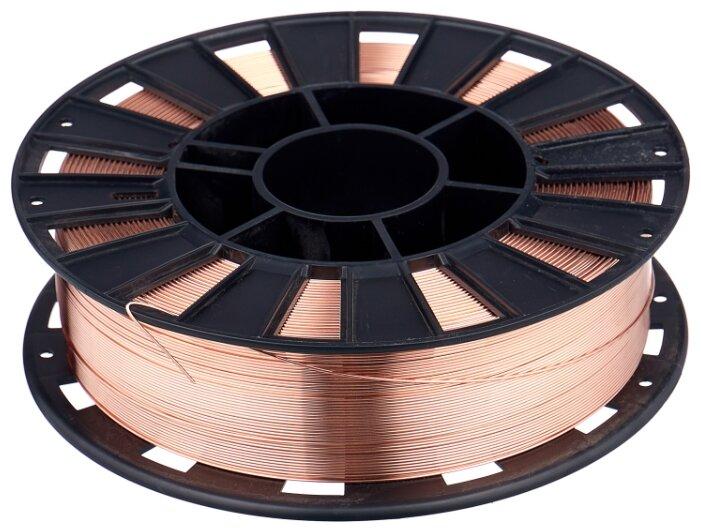 Проволока из металлического сплава Fubag Св-08Г2С-О 1мм 5кг