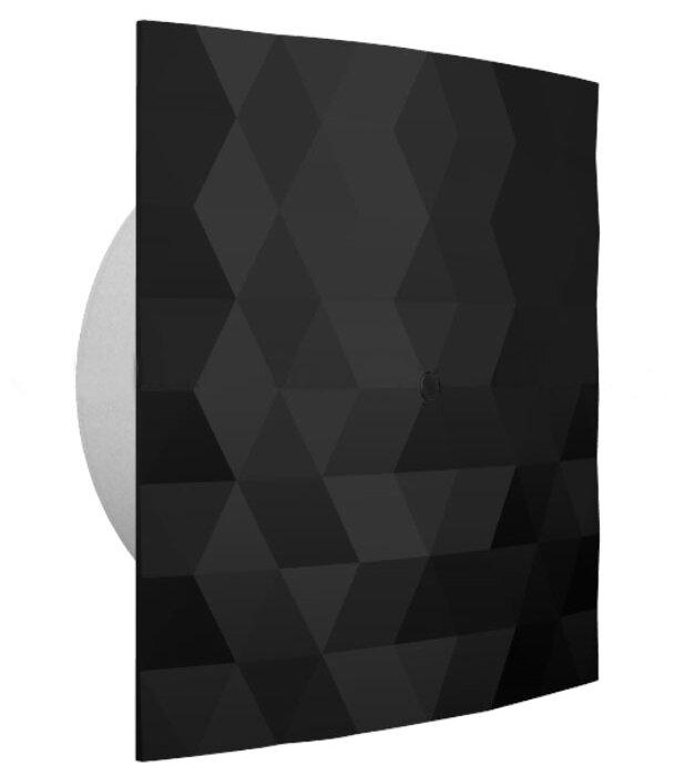 Вытяжной вентилятор Dospel Black&White 120 S
