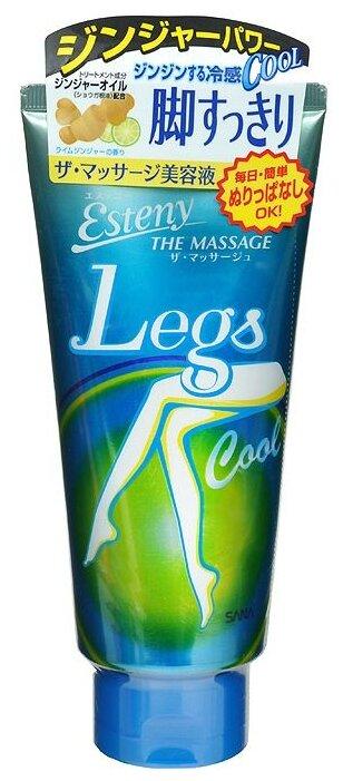 SANA Гель для ног охлаждающий с ароматом