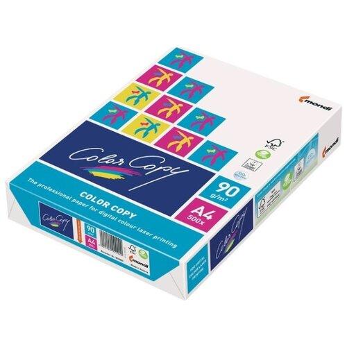 Фото - Бумага Color Copy A4 Office 90 г/м² 500 лист. бумага color copy a4 office 160 г м² 250 лист белый 5 шт