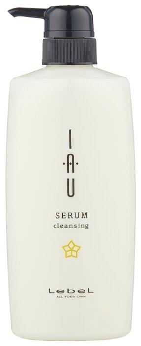 Lebel Cosmetics Увлажняющий шампунь IAU Serum Cleansing