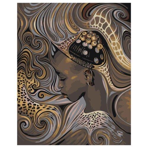 Купить Причудливый сон Раскраска картина по номерам на холсте Z-AB171 40х50, Живопись по номерам, Картины по номерам и контурам