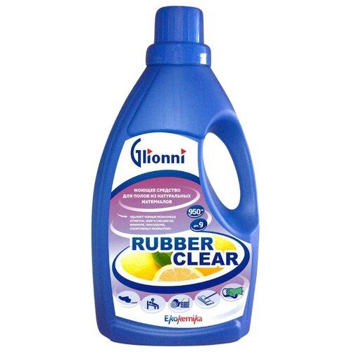 Ekokemika Низкопенное средство для глубокой чистки высокопористых покрытий Rubber Clear 0.95 л
