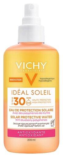 Vichy Capital Ideal Soleil двухфазный спрей с антиоксидантами SPF 30