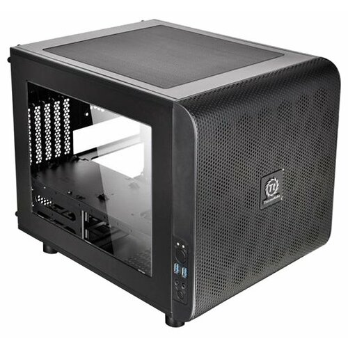 Компьютерный корпус Thermaltake Core V21 CA-1D5-00S1WN-00 Black корпус thermaltake versa h18 ca 1j4 00s1wn 00 black
