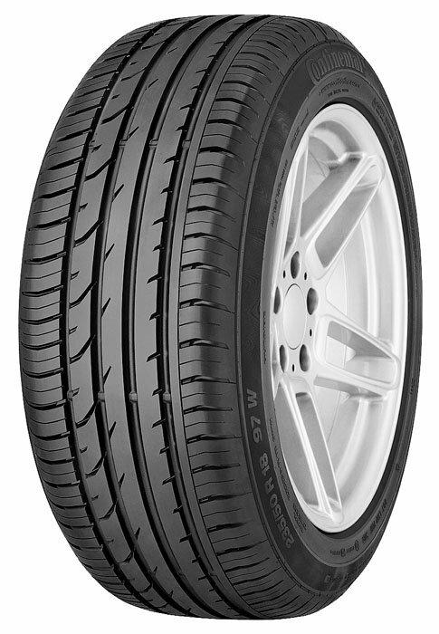 Автомобильная шина Continental ContiPremiumContact 2 215/45 R16 86H летняя