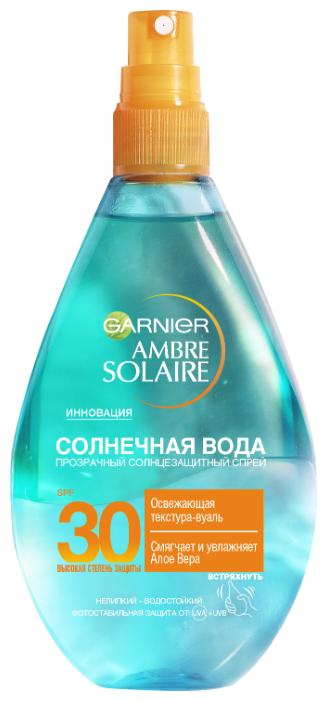 GARNIER Ambre Solaire солнцезащитный спрей для тела