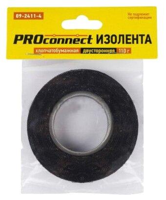 Изолента PROconnect 18 мм x 16,4 м (двусторонняя)