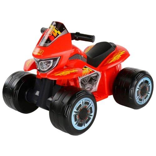 Купить Molto Квадроцикл-мини (61843) красный, Электромобили