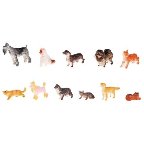 Купить Фигурки Играем вместе Рассказы о животных Домашние животные HB2549, Игровые наборы и фигурки