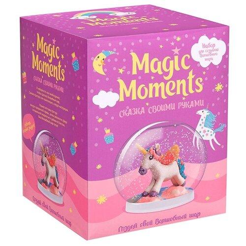 Пластилин Magic Moments Волшебный шар Единорог (mm-21) цена 2017