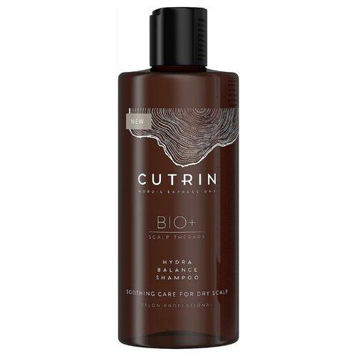Фото - Cutrin шампунь BIO+ Hydra Balance, 250 мл cutrin шампунь для жирной кожи головы 250 мл cutrin bio
