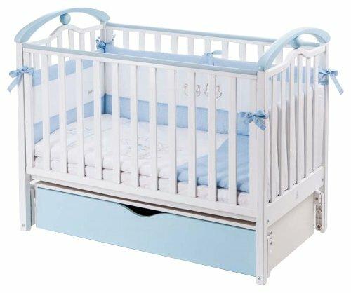 Кроватка Esperanza Camila (продольный маятник)