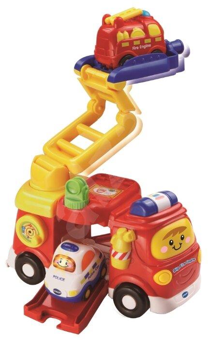 Интерактивная развивающая игрушка VTech Большая пожарная машина