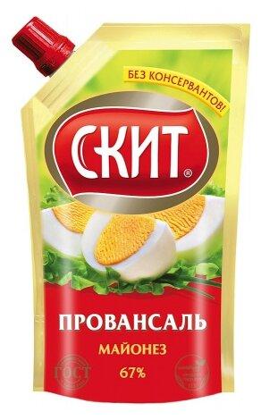 Майонез Скит Провансаль 67% 400мл