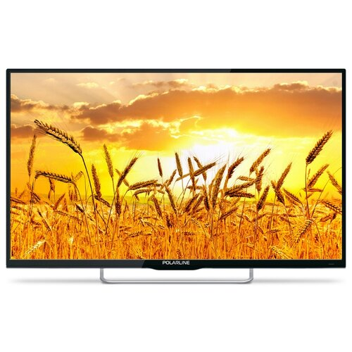 Фото - Телевизор Polarline 32PL13TC-SM 32 (2019) черный телевизор polarline 50pu52tc sm 50 2019 черный