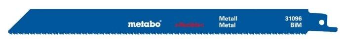 Пильное полотно для сабельной пилы Metabo 631096000