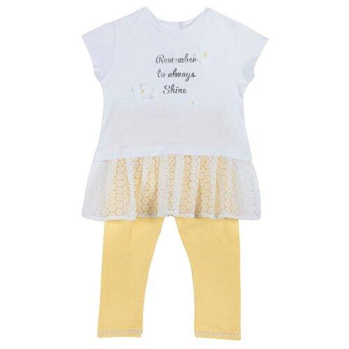 Купить Комплект одежды Chicco размер 98, желтый, Комплекты и форма