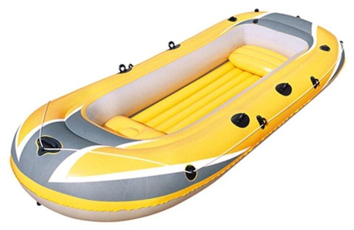 Надувная лодка Bestway Treck X3 61066 — купить по выгодной цене на Яндекс.Маркете