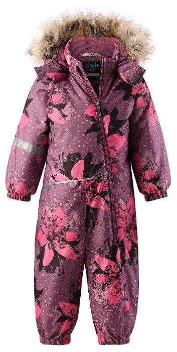 Комбинезон LASSIE 710735-5191 для девочки, цвет лиловый, размер 98