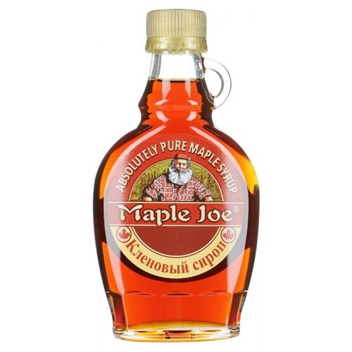 Сироп Maple Joe Кленовый 0.189 л цена 2017