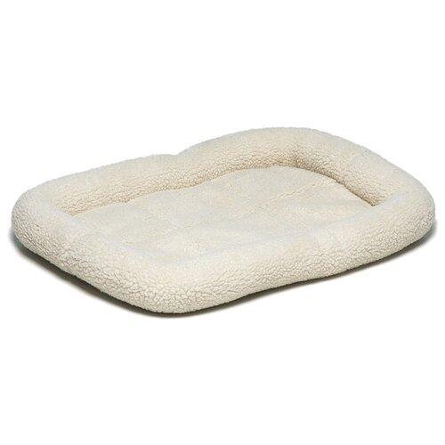 Лежак для собак ZooOne 6101 47х32х7.5 см белый