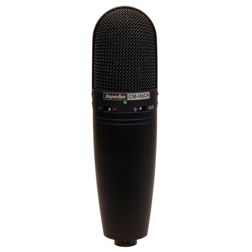 Микрофон Superlux CMH8CH, черный