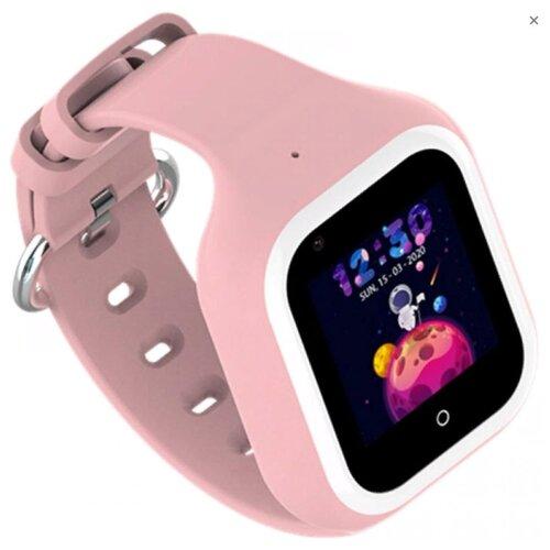 Детские умные часы Smart Baby Watch KT21 розовый